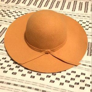 Accessories - Wool Floppy Hat